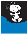 MetLife Snoopy logo