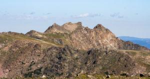 Steamboat Springs, CO rocky mountain terrain